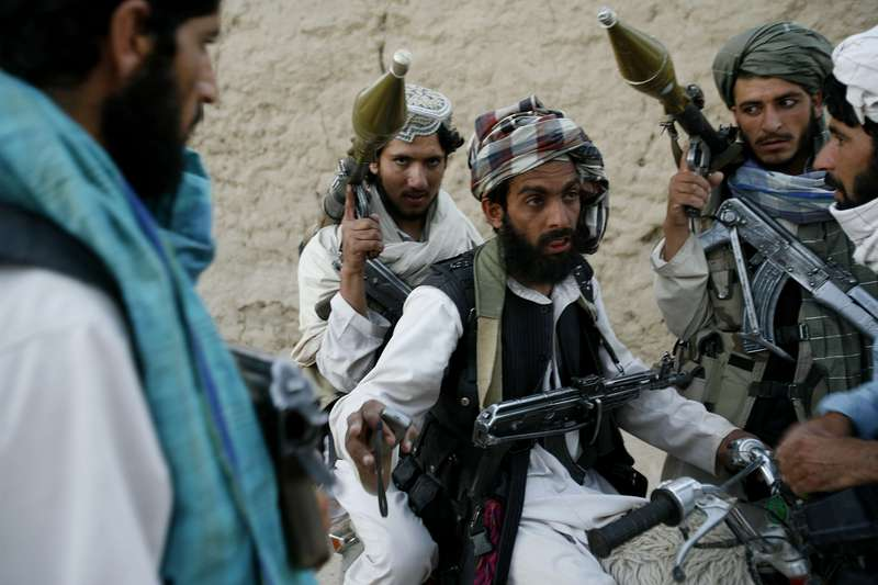 40 civilians killed in US-backed Taliban raid, Afghan officials say