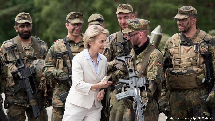 German government approves contentious military export to UAE