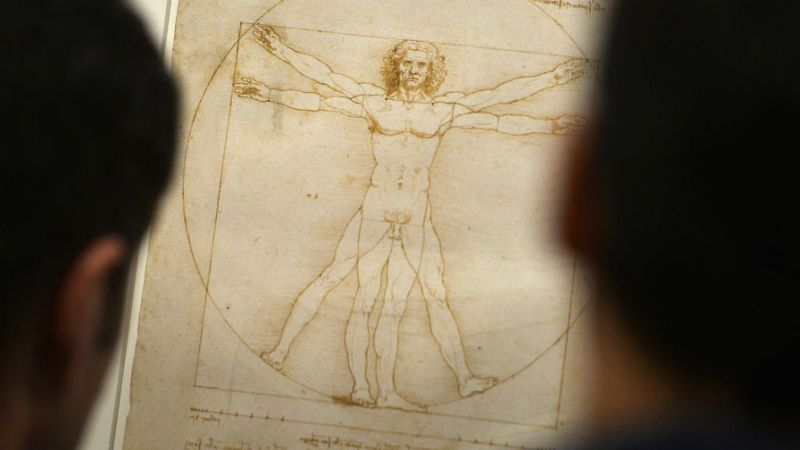 Italian court suspends loan of famous Leonardo drawing to France