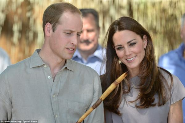 Pakistan rolls out red carpet for British royal couple's visit