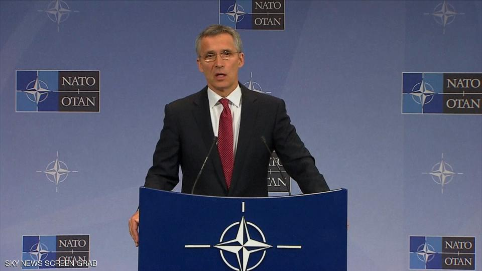 NATO chief Stoltenberg welcomes Turkey-US ceasefire deal