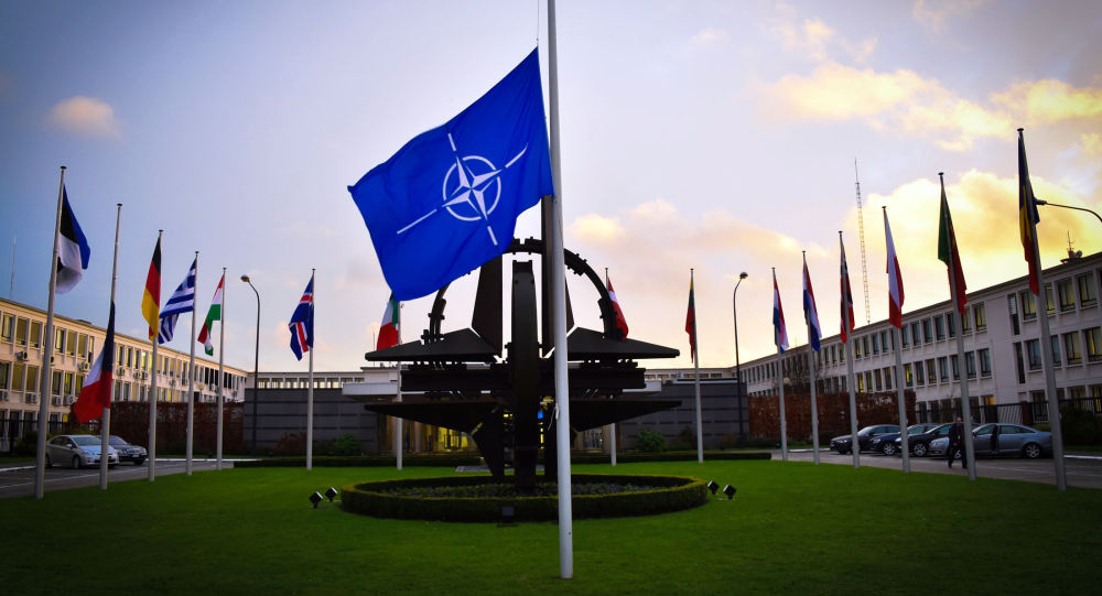 NATO ministers meeting overshadowed by Turkish incursion into Syria