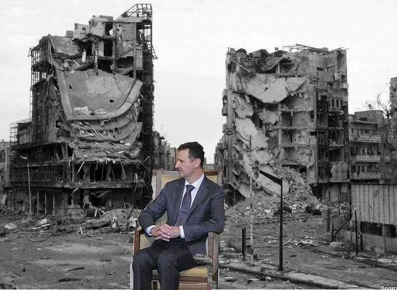 Al-Assad expresses mistrust in Geneva talks with Syrian opposition