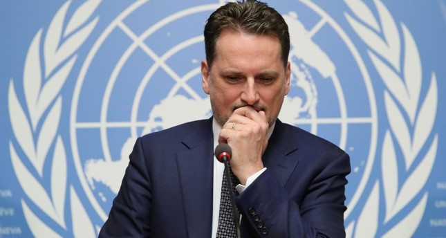 UNRWA chief resigns amid probe into management issues