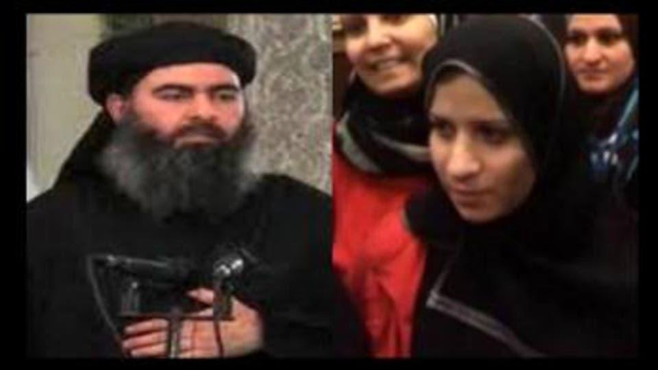 Erdogan says Turkey captured wife of dead IS leader al-Baghdadi