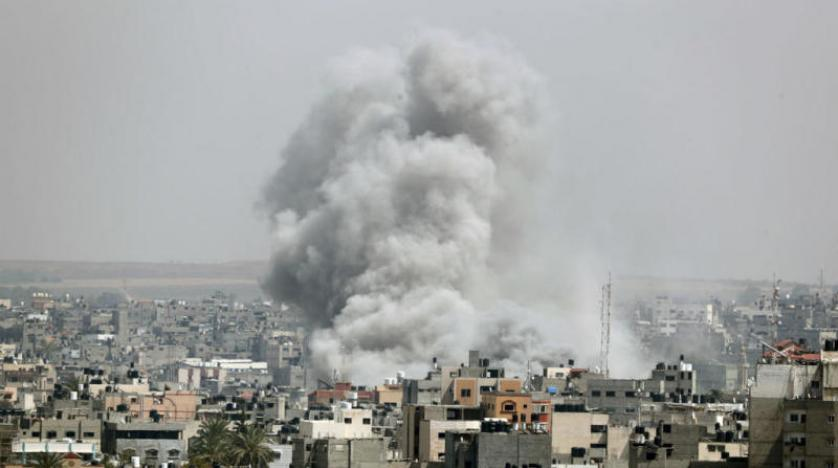 Israel strikes Hamas in northern Gaza in response to rockets
