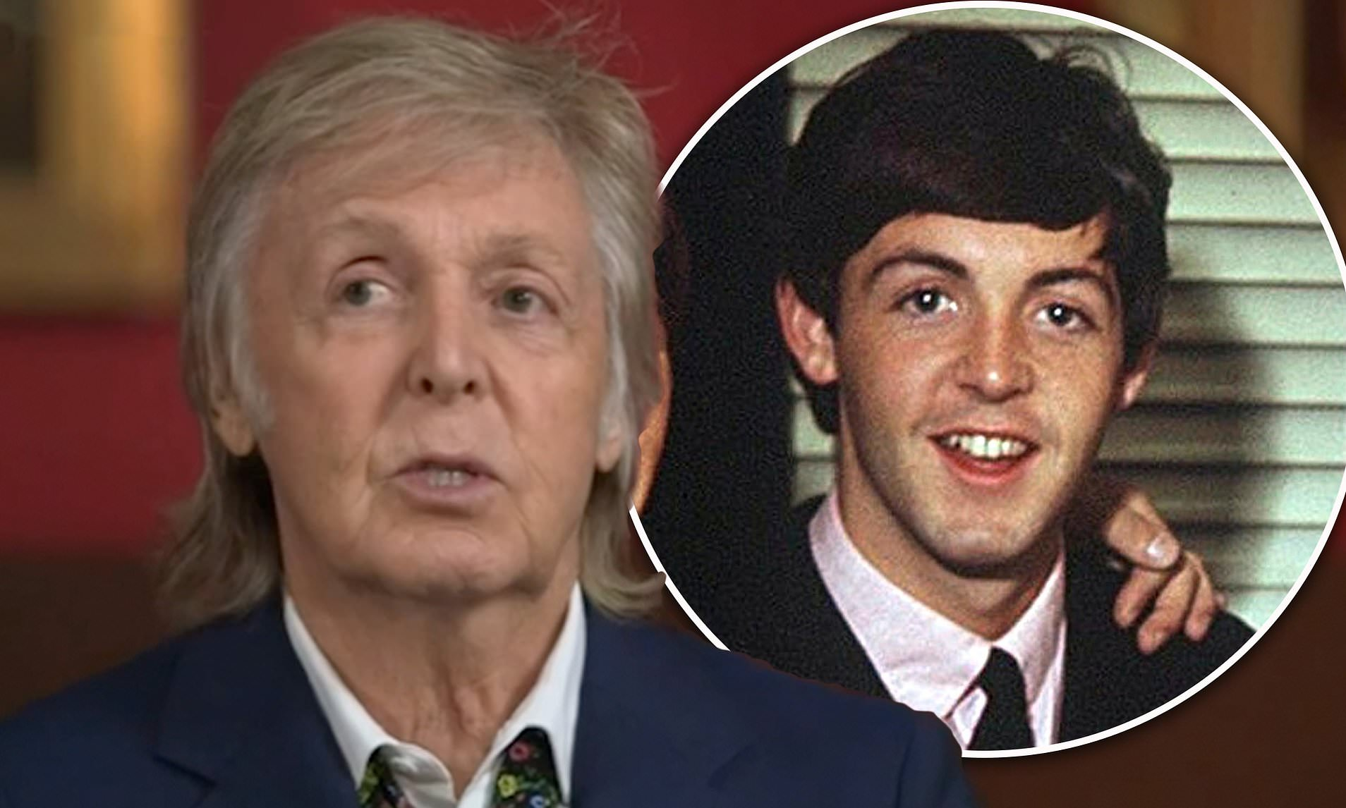 Ex-Beatle and new children's author McCartney recounts grandpa joy