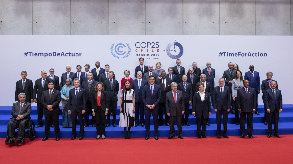 UN climate summit kicks off in Madrid amid global calls for action