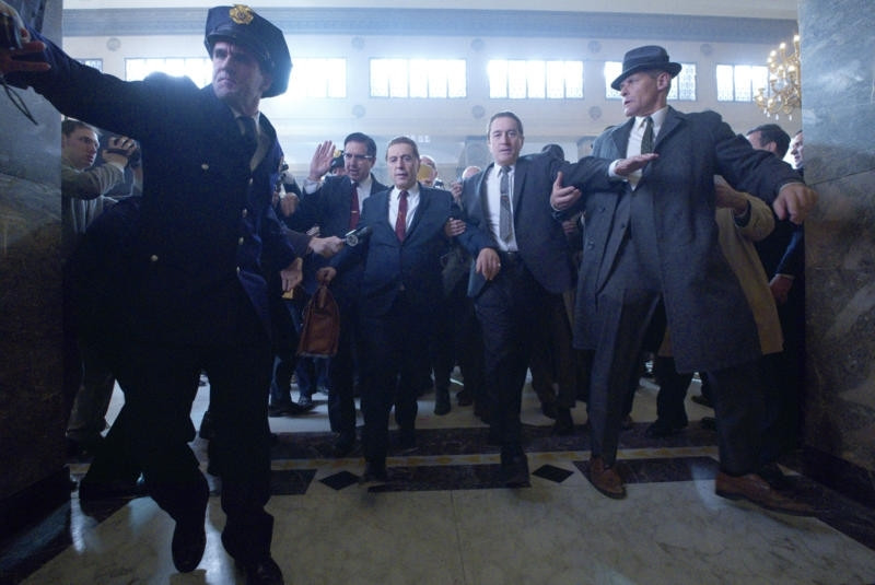 'The Irishman' earns National Board of Review's best picture prize