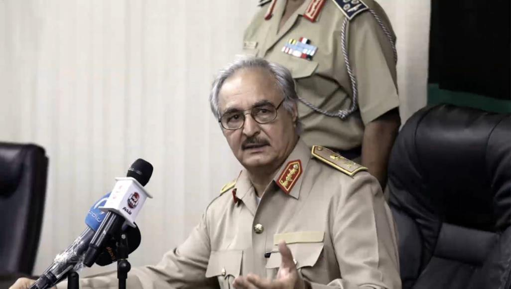 Libya's UN-backed government scoffs at rival's battle for Tripoli