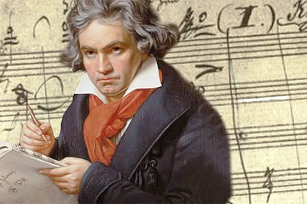 Germany launches jubilee year for Beethoven's 250th birthday