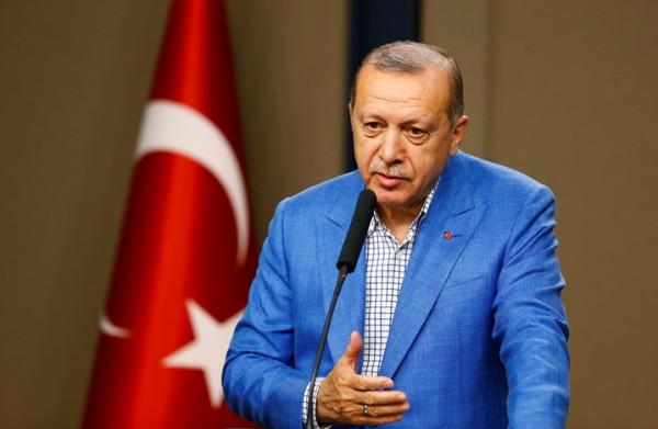 Erdogan: Turkey has started sending troops to Libya