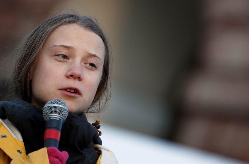 Greta Thunberg: Siemens should abandon Australian coal mine contract