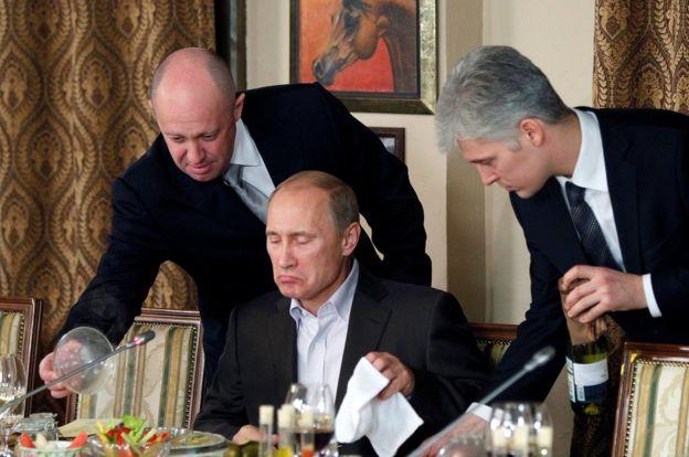Putin instates economy-focused technocrat as Russia's prime minister
