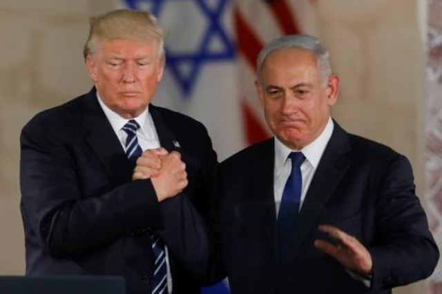 Trump to meet with Israeli leaders amid likely peace plan unveiling