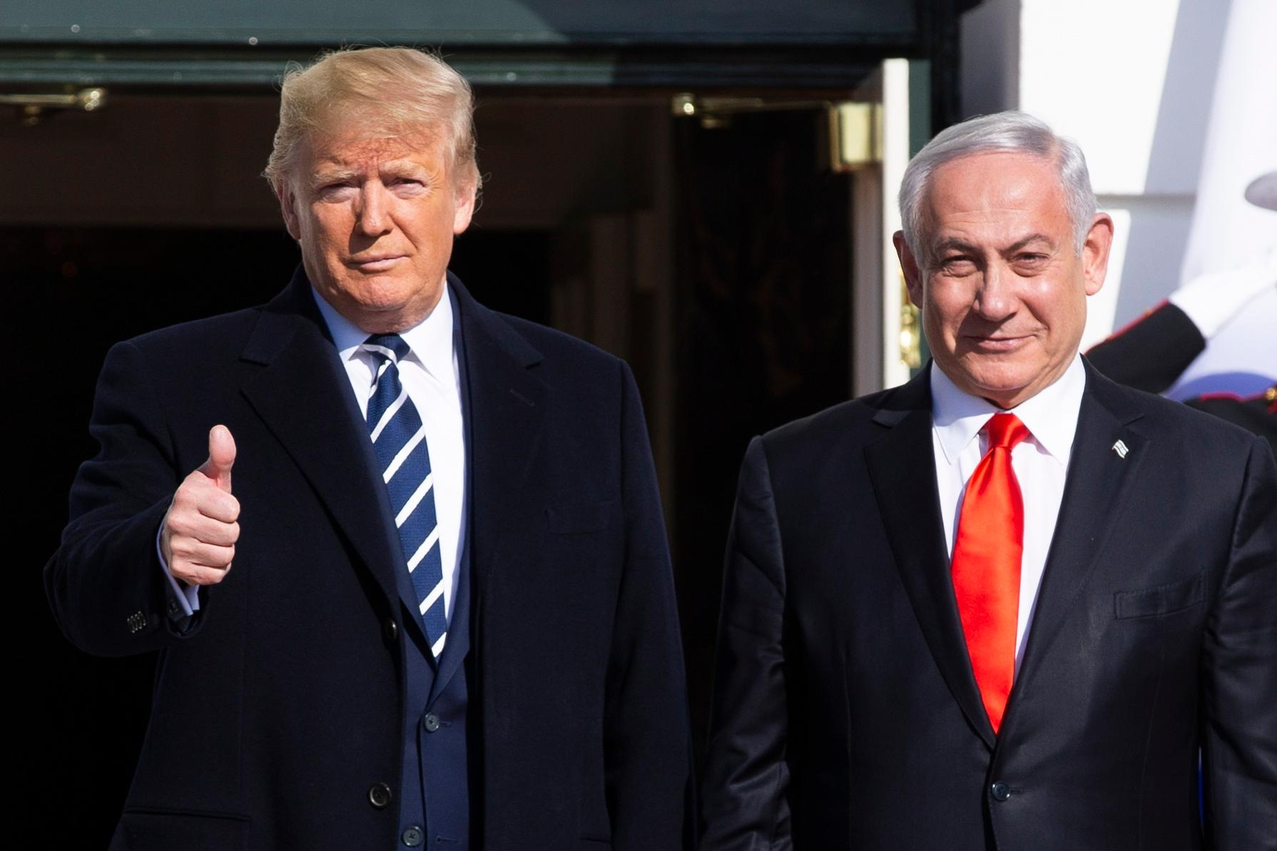 Trump to unveil peace plan Tuesday despite Palestinian rejections