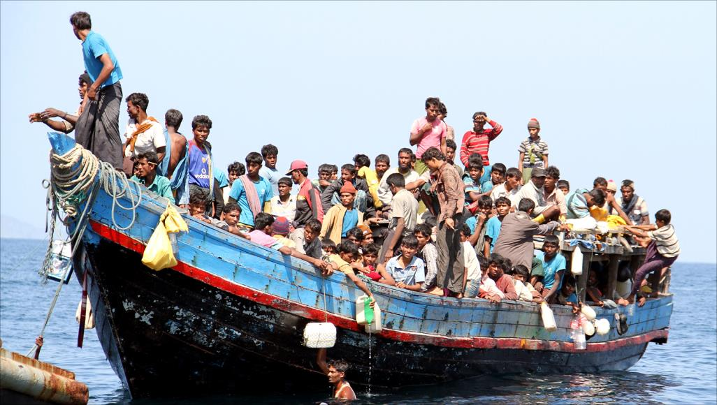 Fifteen dead as boat carrying Rohingya capsizes off Bangladesh
