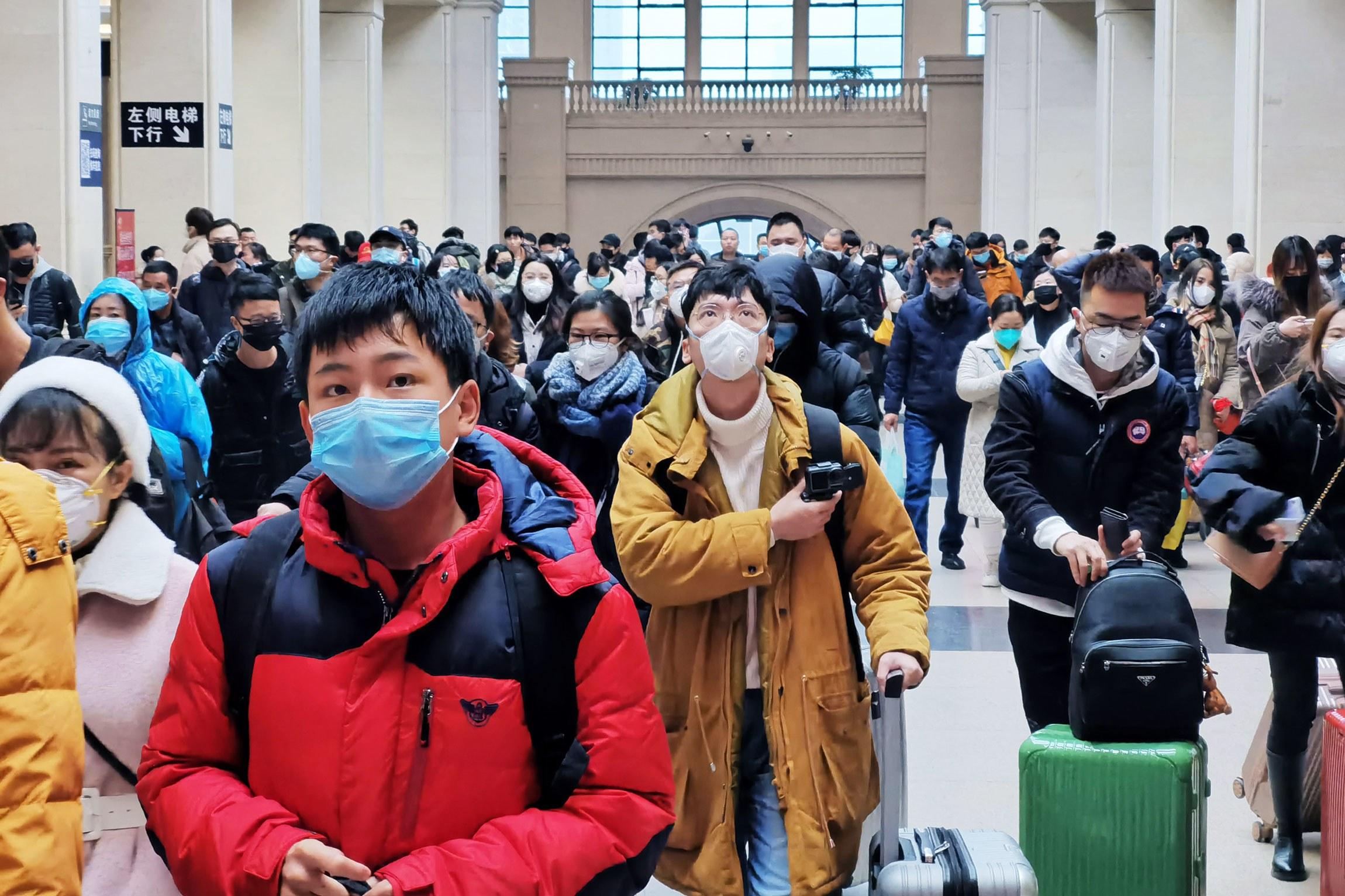 China, Japan report rise in coronavirus infections