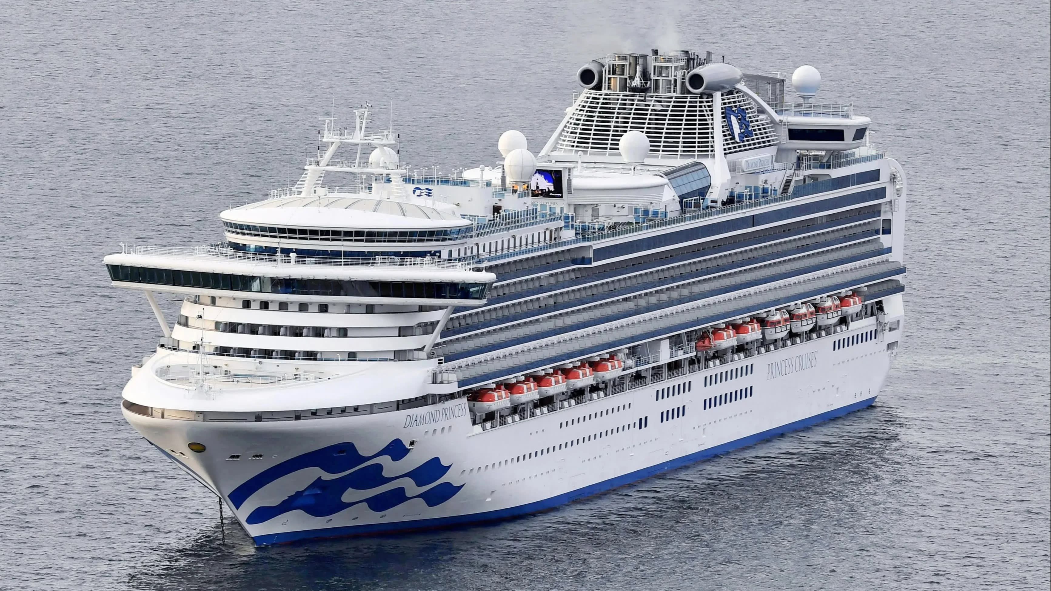 99 more coronavirus cases confirmed on cruise ship in Japan