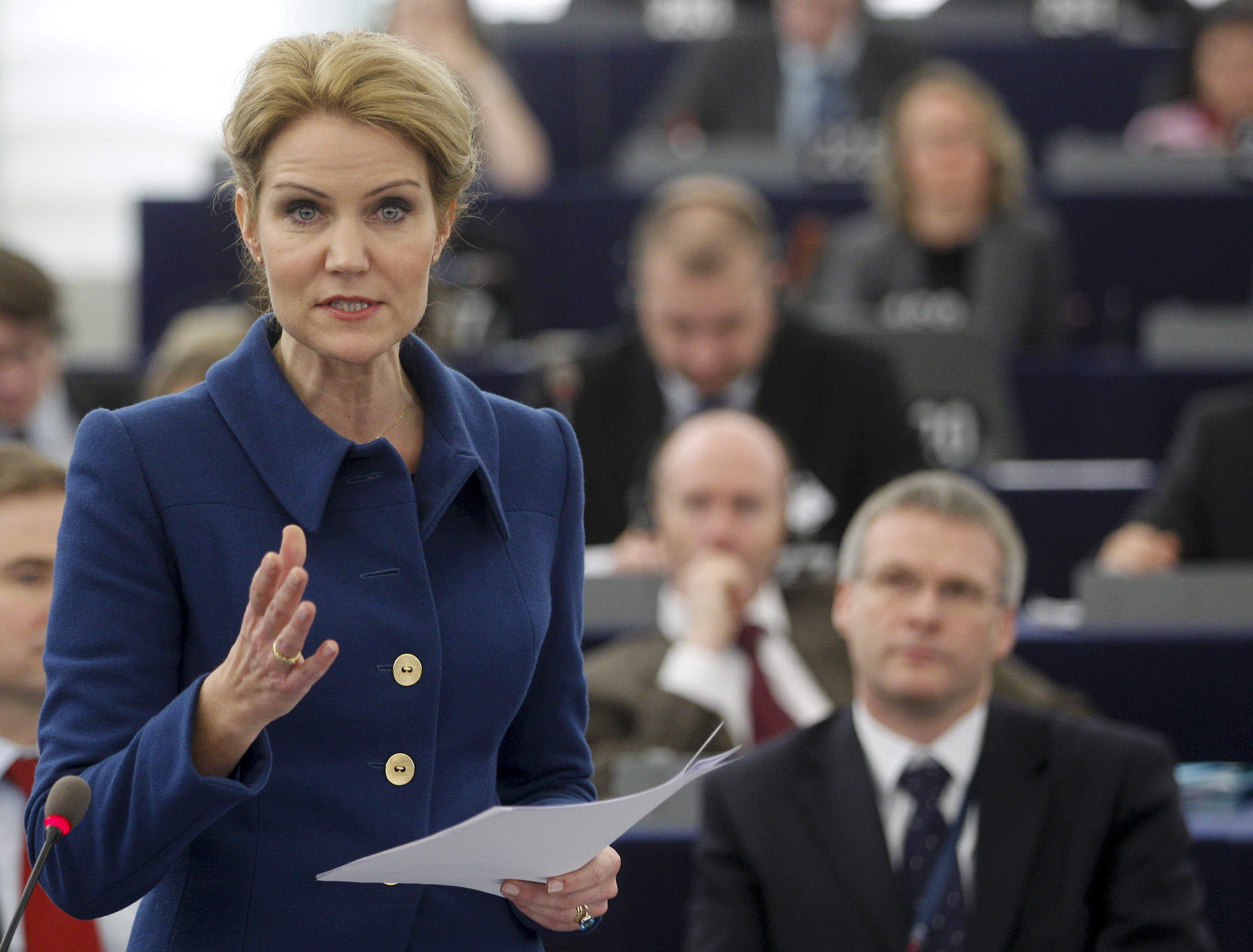 Danish premier expects no breakthrough as EU budget talks resume