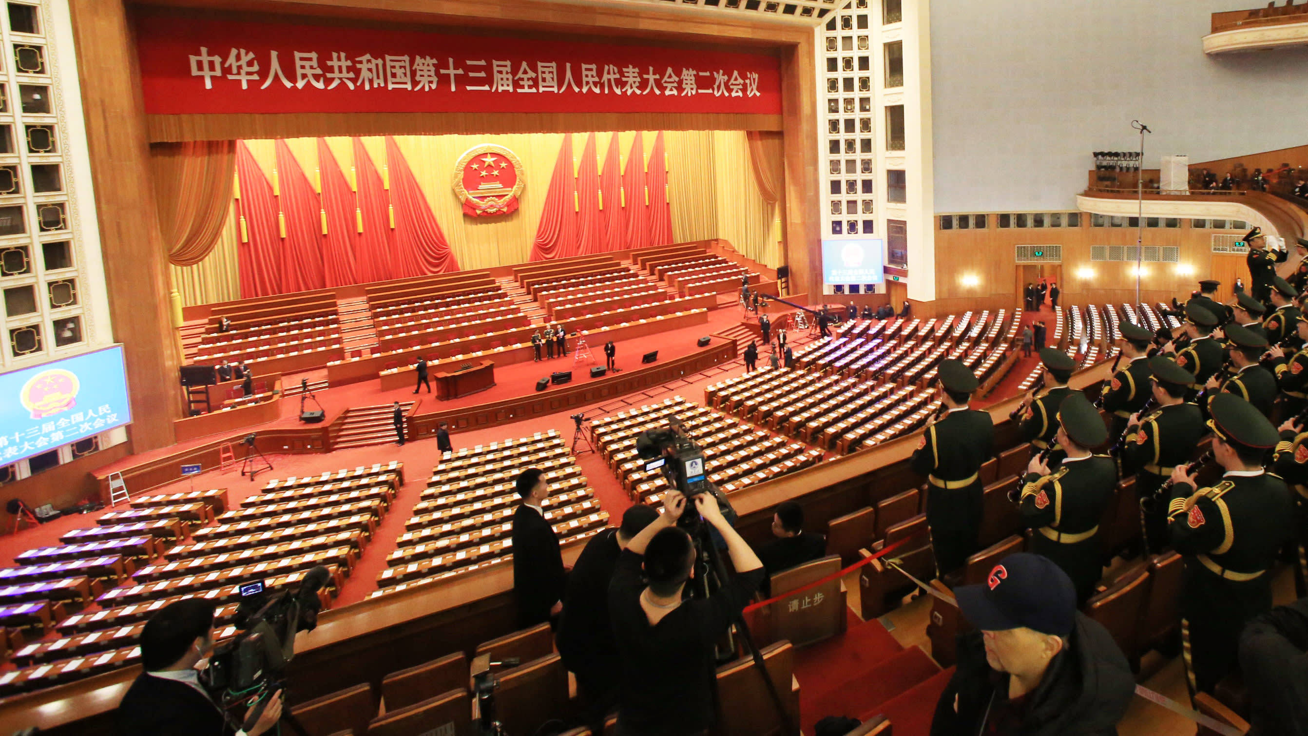 China postpones parliamentary meeting due to coronavirus outbreak