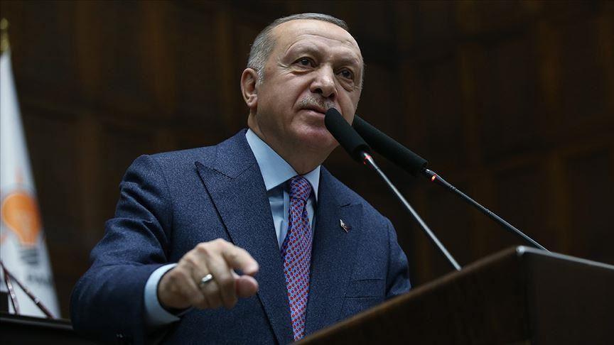 Erdogan says two Turkish soldiers killed in Libya