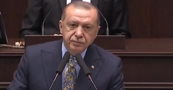 Erdogan says Turkey destroyed chemical sites in Syria