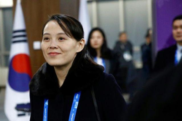 Kim Jong Un's sister condemns South Korea over missile comments