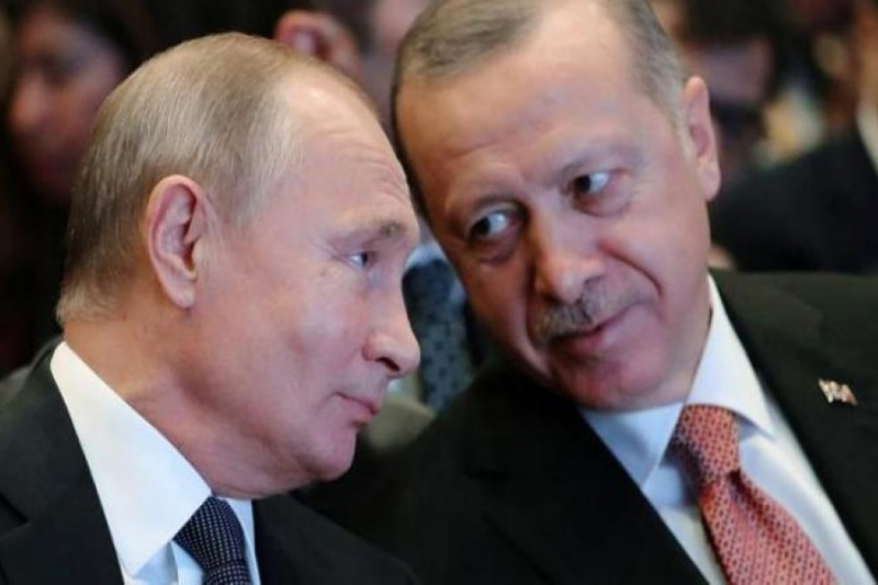 Putin set to host Erdogan with hopes to reach deal for Syria's Idlib