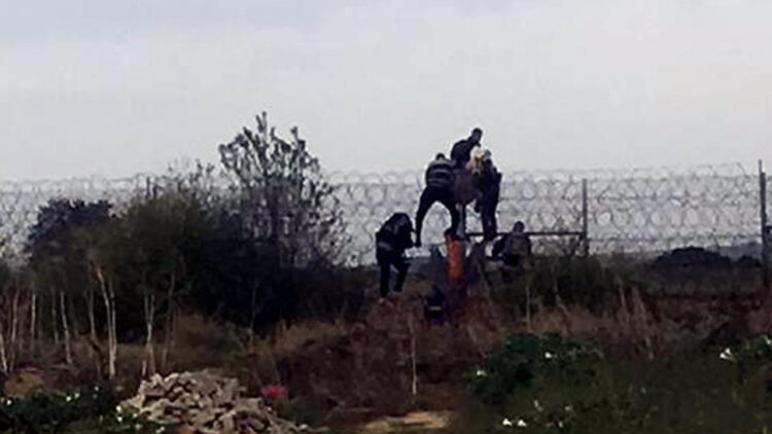EU's Borrell tells migrants in Turkey: 'The border is not open'