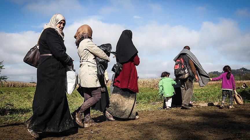 Greek treatment of refugees 'no different than Nazis,' Erdogan says