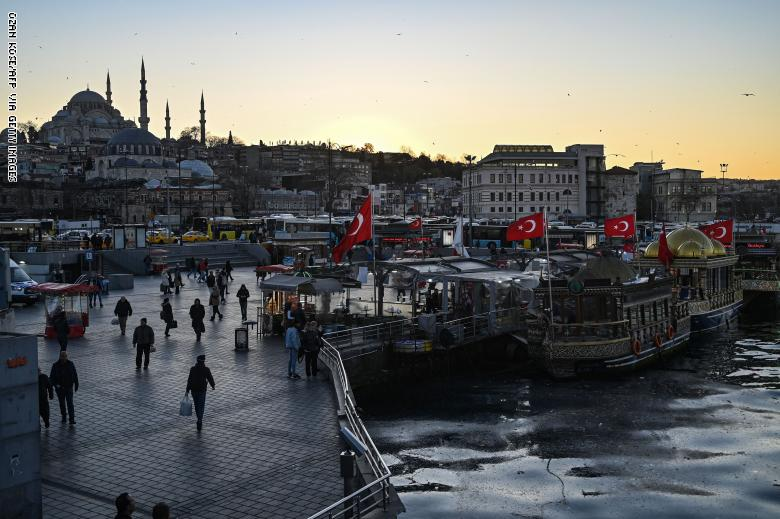 Turkey's coronavirus death toll rises to nine, cases jump to 670