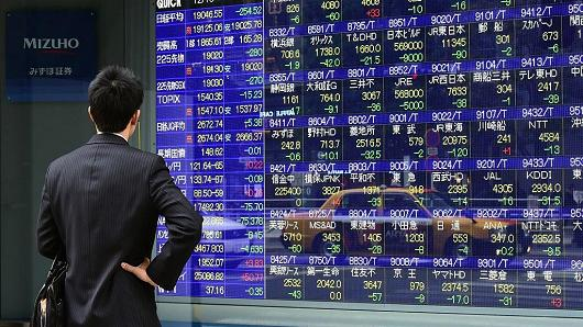Strong rebound in Asia despite US, European sell-offs amid pandemic