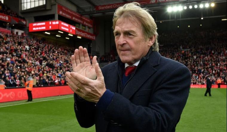 Liverpool legend Dalglish