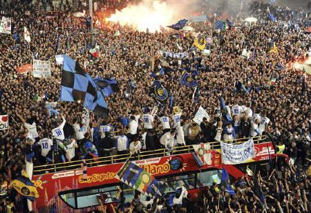 Inter a family for Mourinho as he recalls historic treble