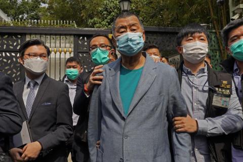 Hong Kong pro-democracy activist Joshua Wong promises new protests