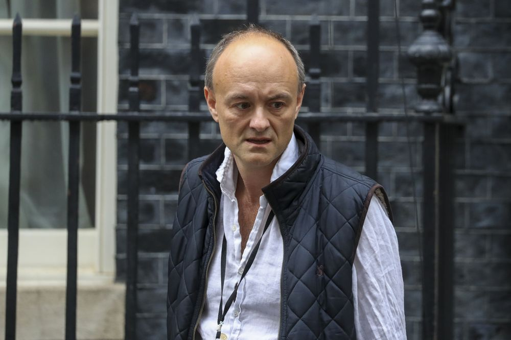 British government member resigns as lockdown row rumbles on