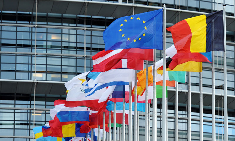 Foreign policy, virus in focus during Germany's EU Council presidency