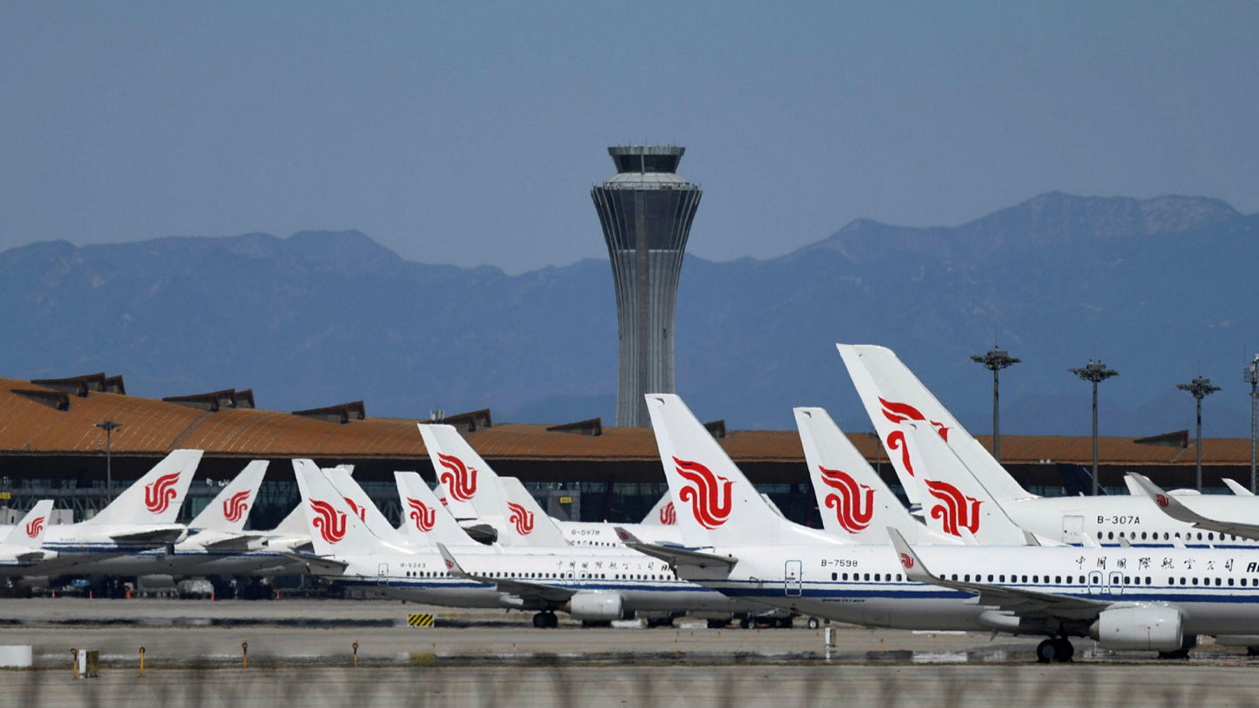 US to bar Chinese passenger airlines from flying to US as of June 16