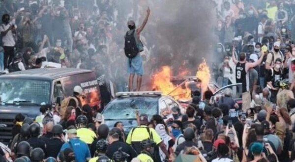 Unrest over race dismays US allies, delights enemies
