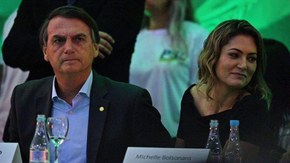Brazilian police break up 'militia' of radical Bolsonaro followers