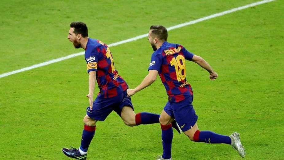 Barcelona out to reclaim La Liga top spot as title race heats up