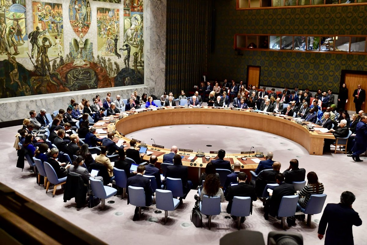 UN Security Council approves coronavirus resolution after deadlock