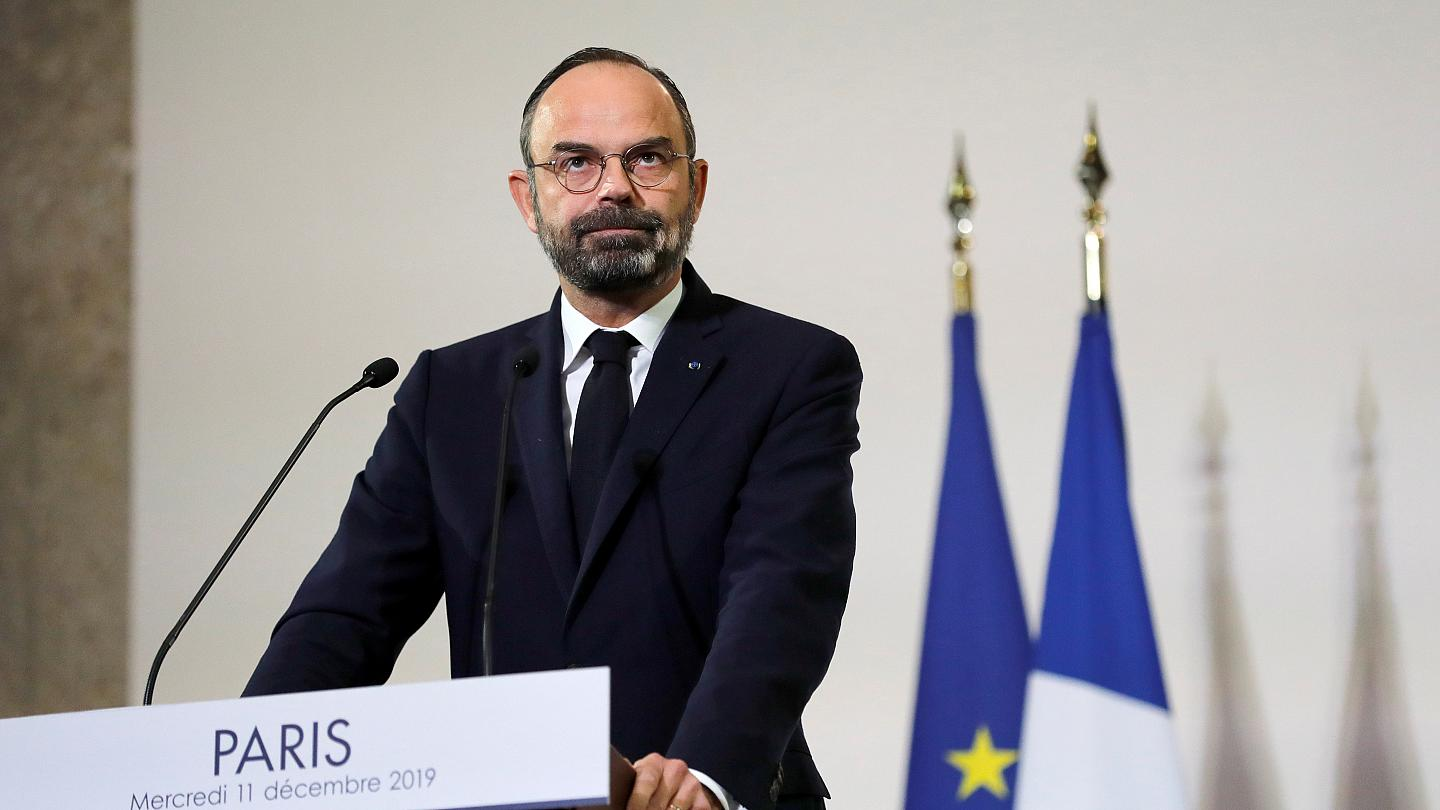 French PM Philippe