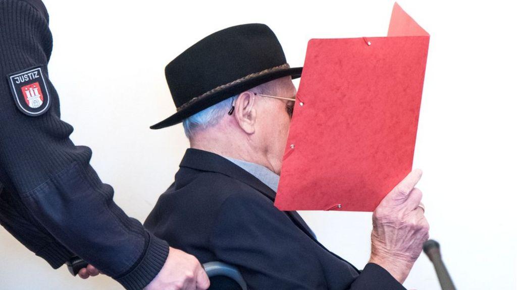 Nazi concentration camp guard to hear prosecution's sentence plea