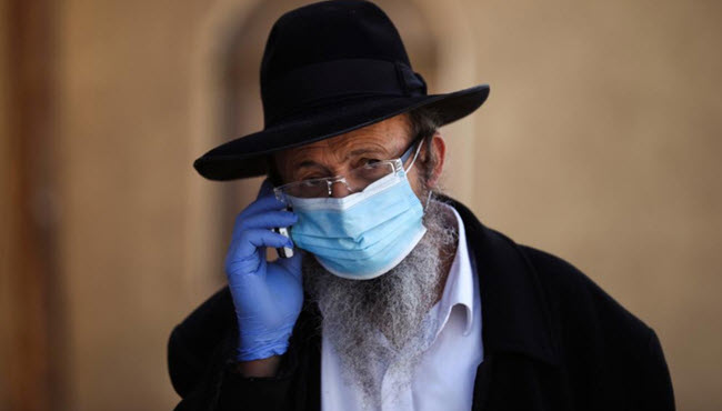 Israel sees record number of daily coronavirus infections