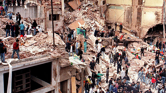 1994 bombing of a Jewish community centre