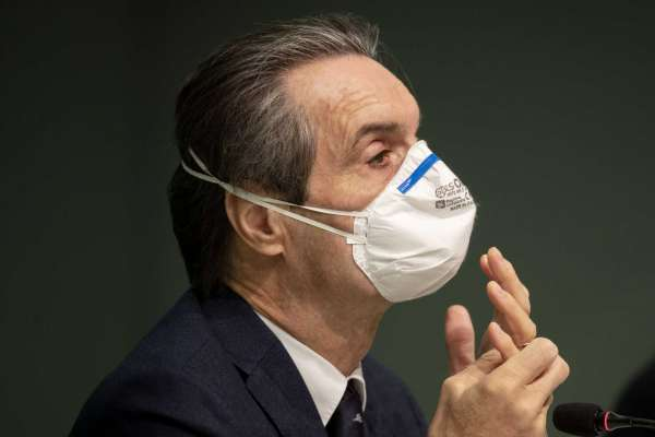 Lombardy president faces probe over medical supply deal with relative