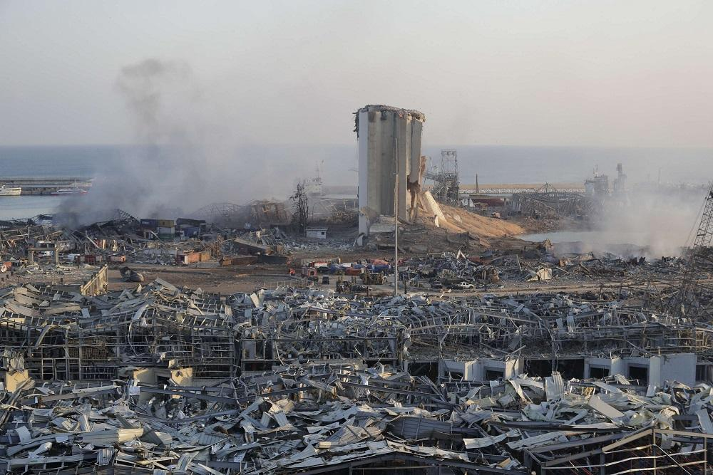 More than 200,000 left homeless by Beirut explosion, governor says
