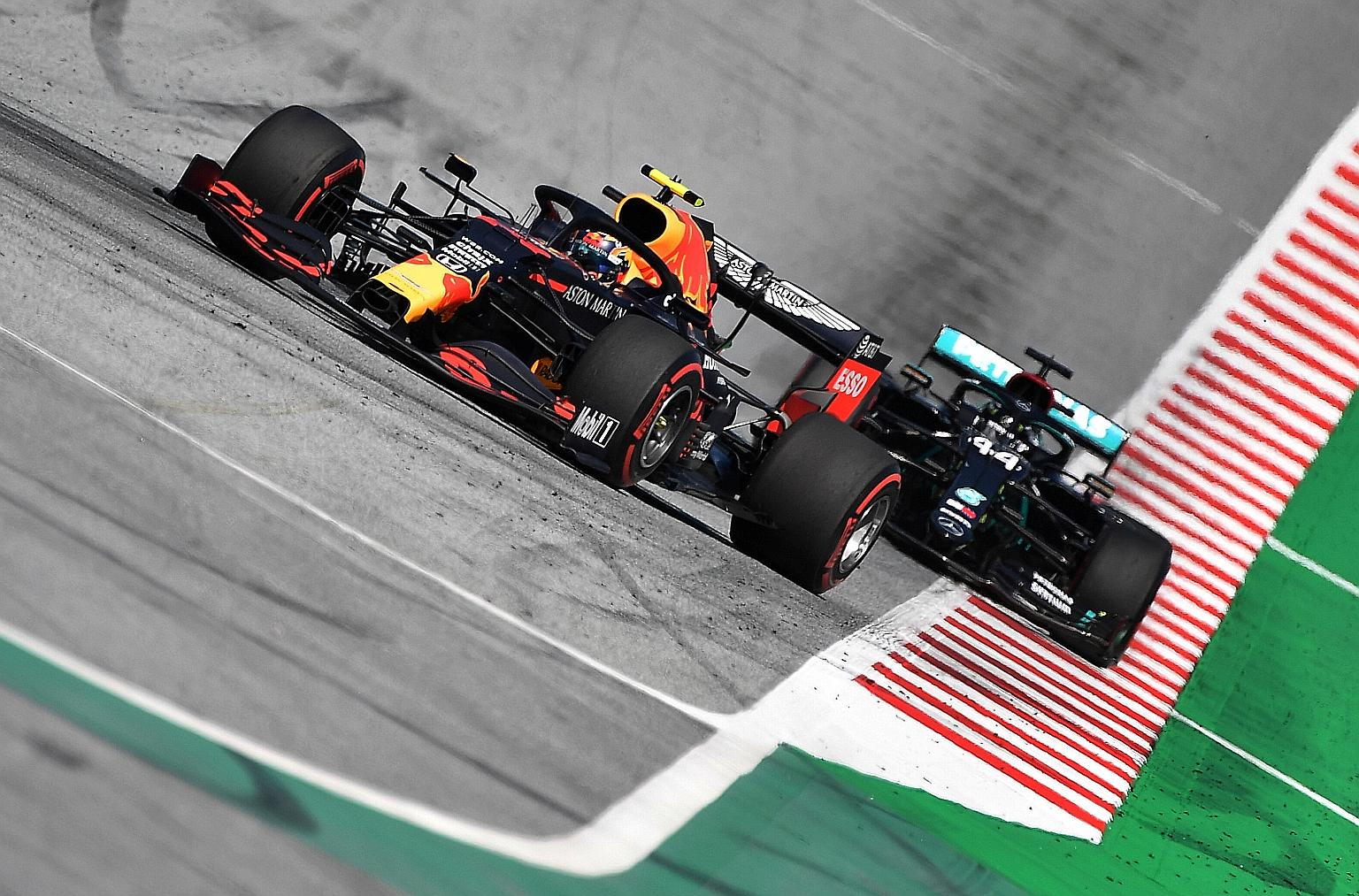 Mercedes may be guilty too in copying affair, says Red Bull's Horner